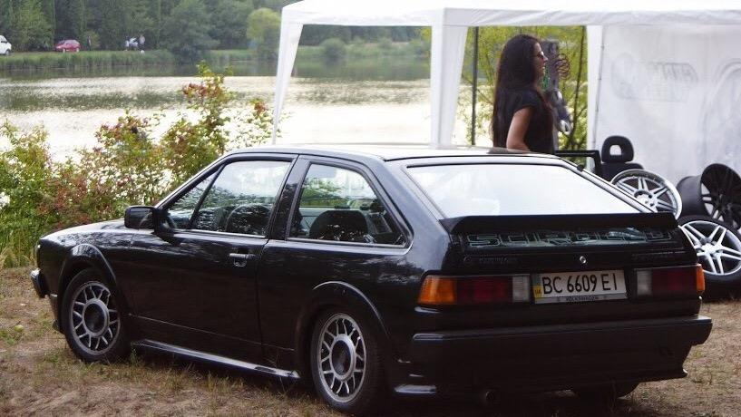 Volkswagen Scirocco GT 1985 | Львівський Volkswagen Клуб