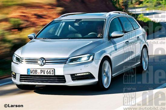 Новый Volkswagen Passat уже в …